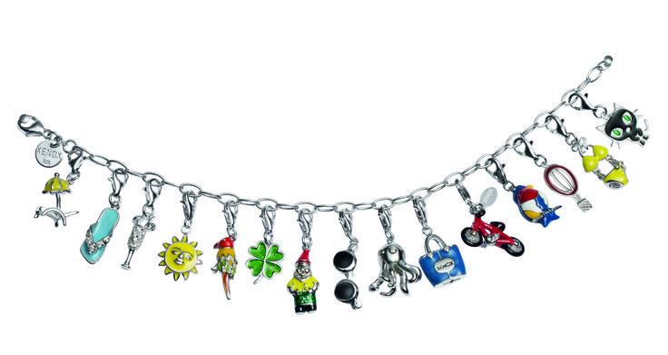 Dieses XENOX Lucky Charms Armband bringt Sommerlaune - Sommer, Sonne, Sonnenschein