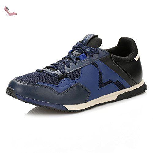 Pere, Baskets Homme, Bleu (Azul Navy 23), 44 EUDuuo