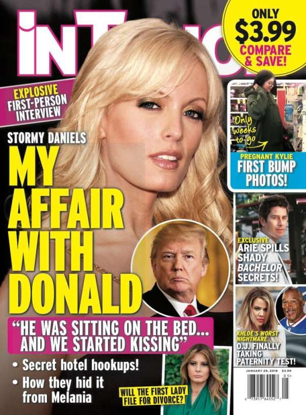 (adsbygoogle = window.adsbygoogle || []).push();    Making fun of the headlines today, so you don't have to, like the one about Stormy Daniels! The news doesn't need to be complicated and confusing; that's what any new release from Microsoft is for. And, as in the case with anything f...