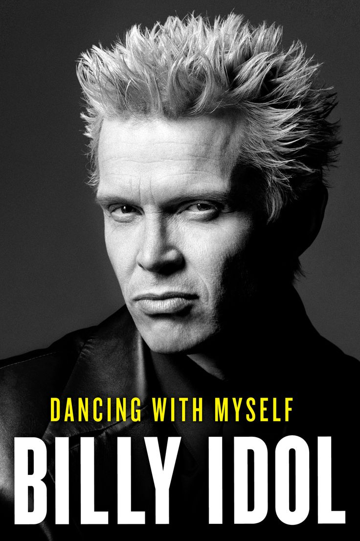 DANCING WITH MYSELF by #BillyIdol  Book Tour dates just announced! Early October dates in Ridgewood, NJ  New York, NY  Los Angeles, CA  and Tempe, AZ!