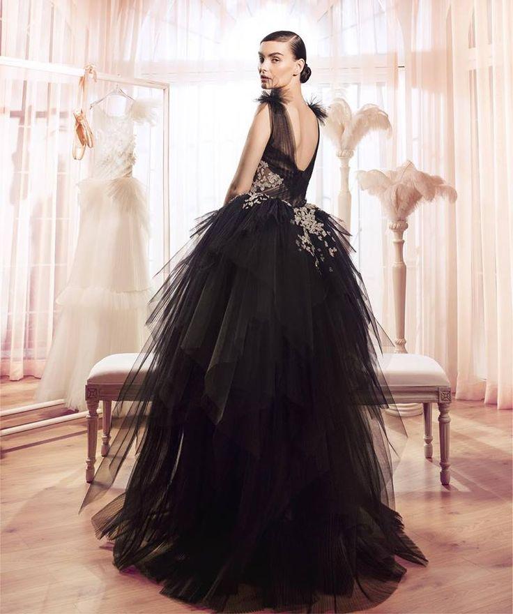 Fashion Inspiration #14: Coleção da Hamda Alfahim inspirada no ballet O Lago dos Cisnes