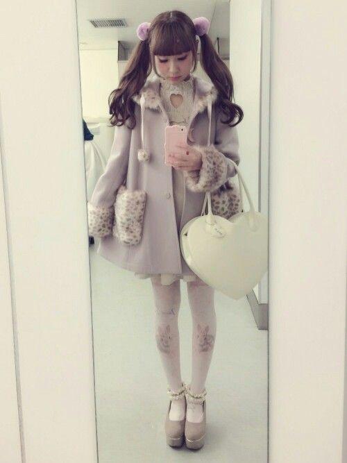 top kei kawaii fashion - photo #33