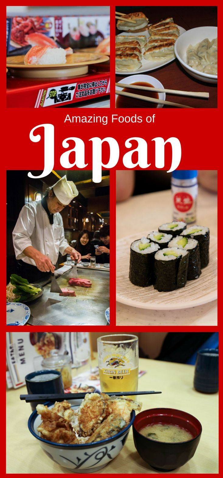 All The Incredible Food We Ate in Japan