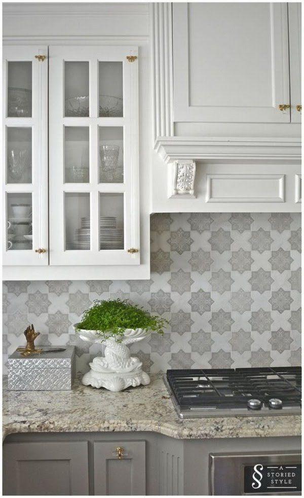 70 Stunning Kitchen Backsplash Ideas Kitchen Trends Kitchen