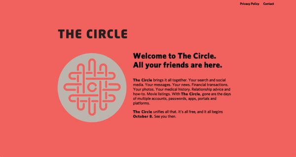 The Circle Official Trailer