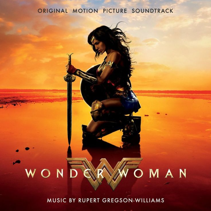 wonder woman soundtrack (i have need of it)
