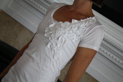 Doing this: Tshirt Crafts, Tees Shirts, Diy'S Tshirt, Diy'S Shirts Embellishments, Dresses Shirts, Shirts Refashion, T Shirts, Sewing Tutorials, Sewing Patterns