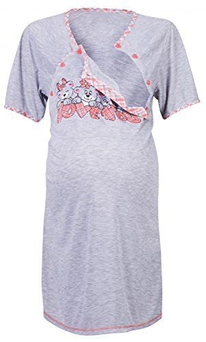 camicia da notte allattamento