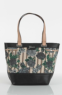 Guess Azura Small Carryall, black