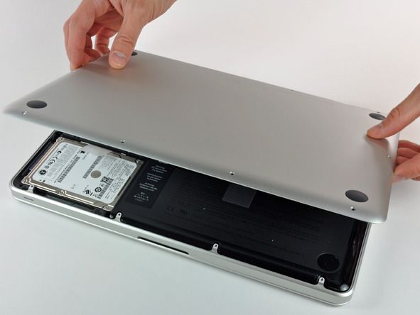 """MacBook Pro 13"""" Unibody Mid 2010 Battery Replacement - iFixit"""