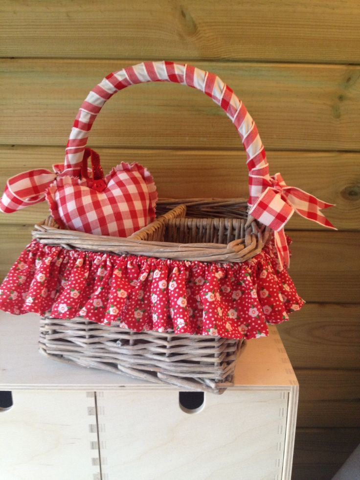 Condiment/sewing basket