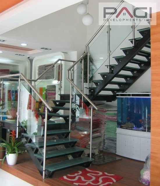 Scala Staircase Collection! www.Pagi-Inc.ca