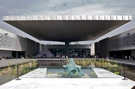 So much history!! We spent hours at this place...Anthropology Museum, Mexico City