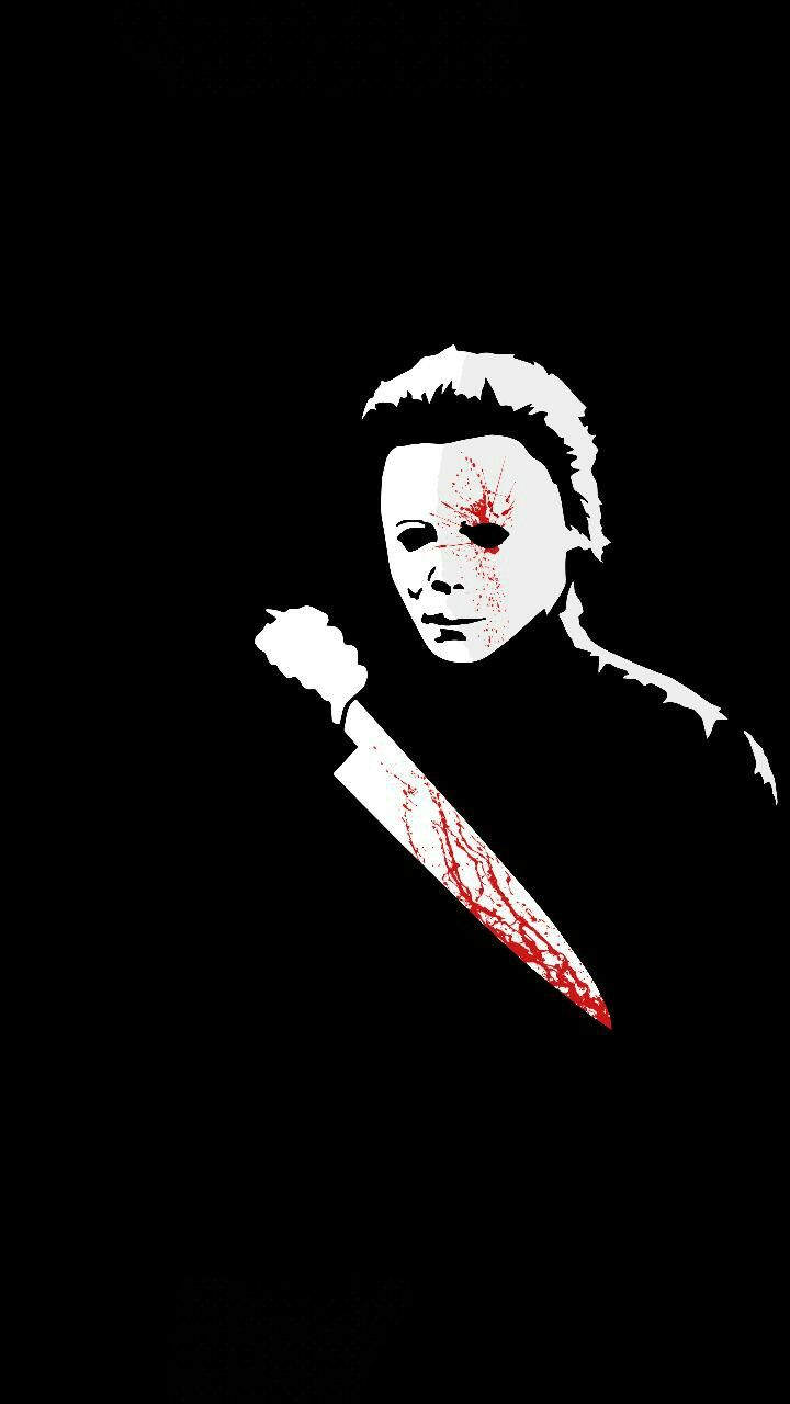 Pin By Lesweldster On Halloween Michael Myers Art Horror Movie Art Horror Artwork