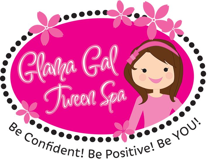 Award Winning Glama Gal Tween Spa is a Spa Just For Girls of All Ages