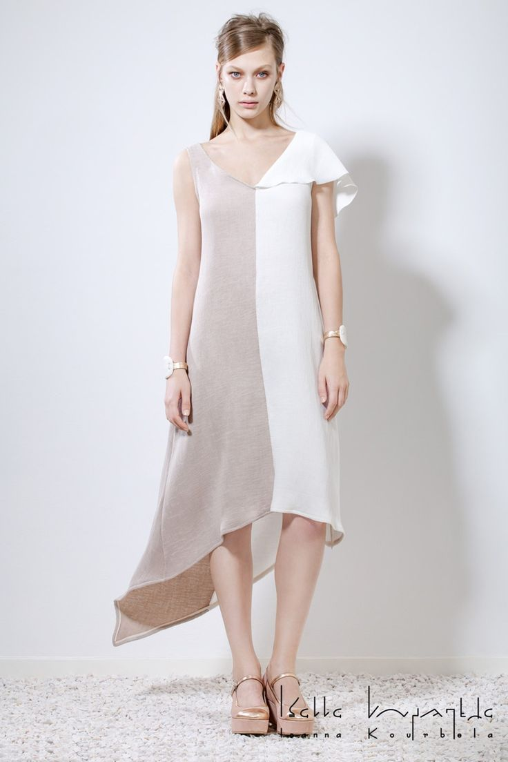 IOANNA KOURBELA Spring 2016 16179 Fabric Composition 89% Viscose, 11% Polyamide