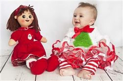 Our Personalised Rag Doll Eve is always a hit with our customers each and every Christmas...and so it's no surprise she is back for Christmas 2016. WowWee.ie | €30.00