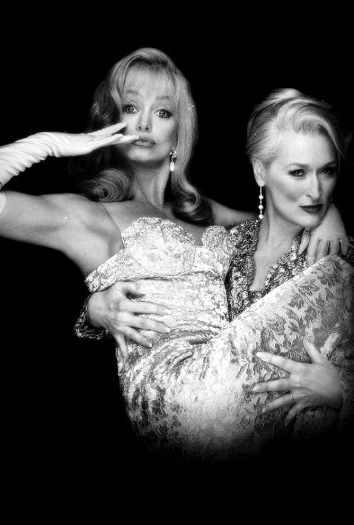 """Goldie Hawn e Meryl Streep per """"La morte ti fa bella"""" (Death Becomes Her), 1992"""