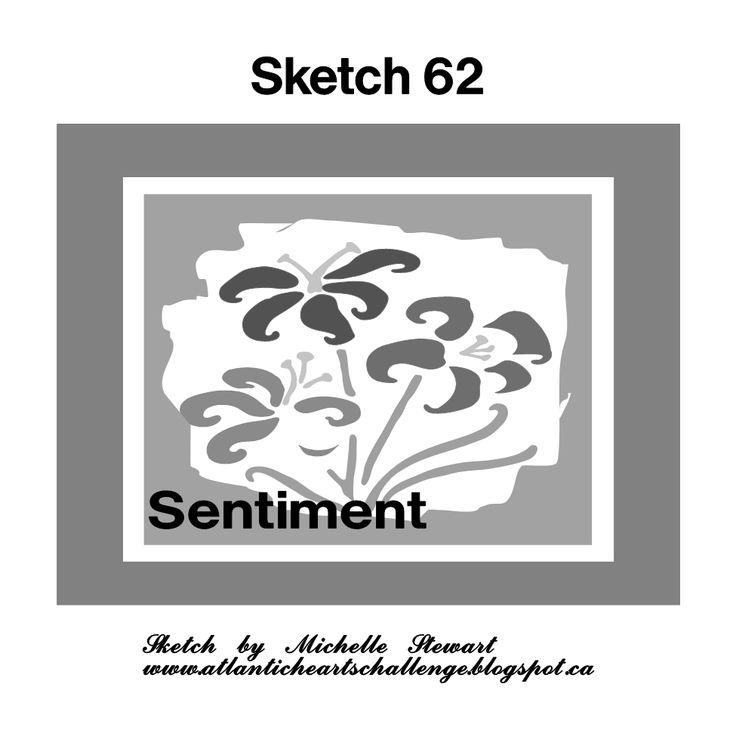 Atlantic Hearts Sketch Challenge : Sketch # 62