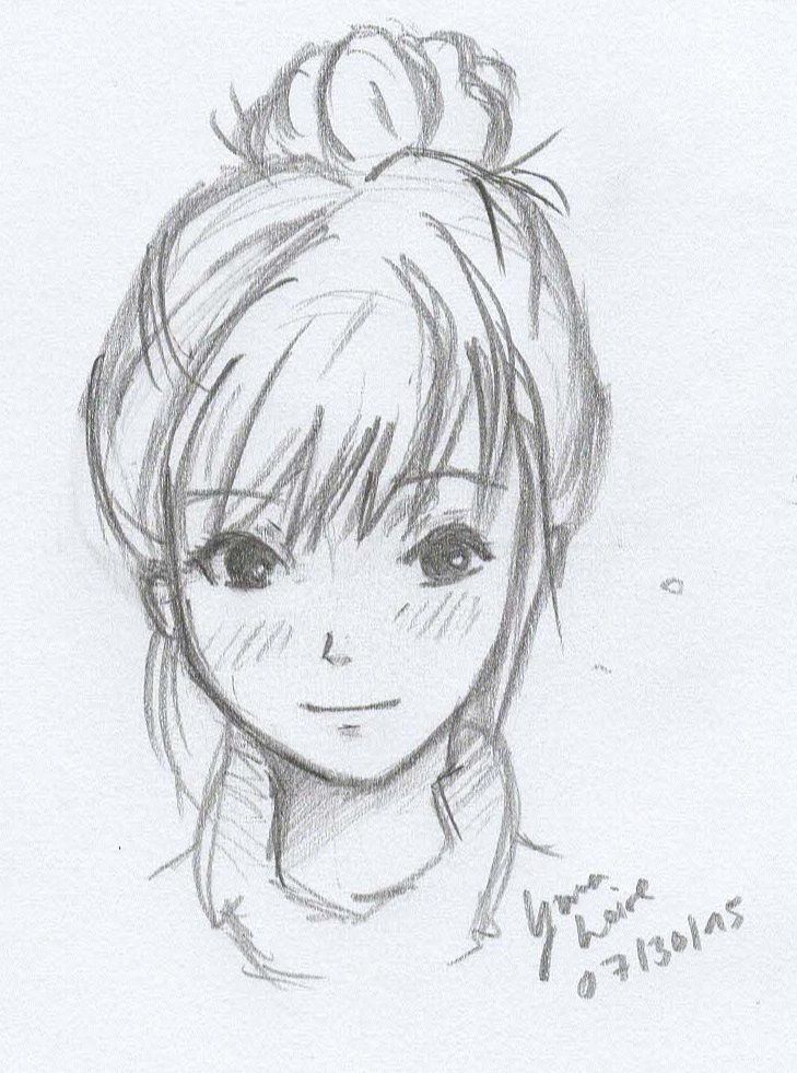 Sketch 1 by YunaLoire