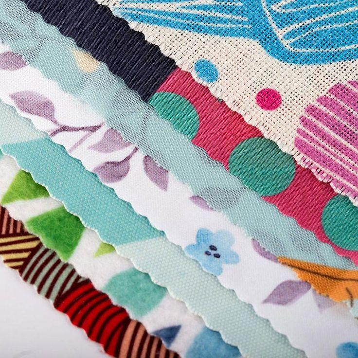 Textildrucke selbst gestalten per Sublimationsdruck