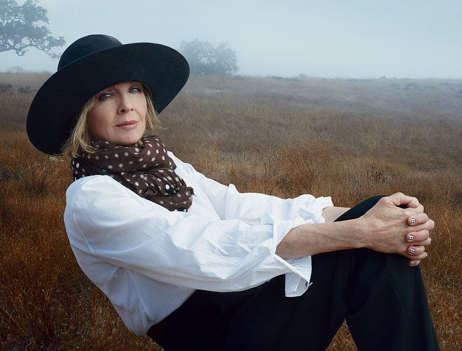 Diane Keaton: The Big Picture - Vogue
