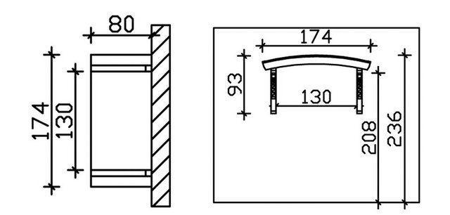 Produktdetails Material Konstruktion Holz Material Dach Polycarbonat Farbe Natur Regenrinne Nein Regenrinne Montierbar Links Rechts Weite In 2020 Rostock Invisible Hand