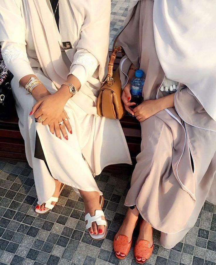 IG: F6bm || IG: BeautiifulinBlack || Abaya Fashion ||