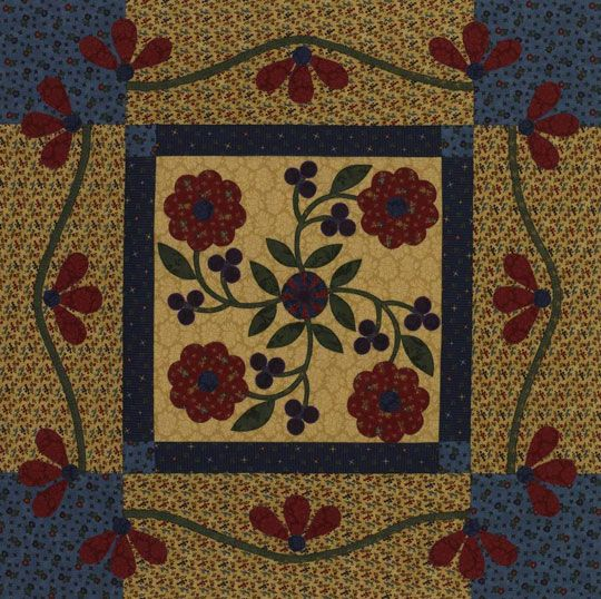 beautiful quilt: Applies Quilts, Quilt Ideas, Quilt Patterns, Table Toppers, Fused Garden, Gardens, Quilting, Table Runners