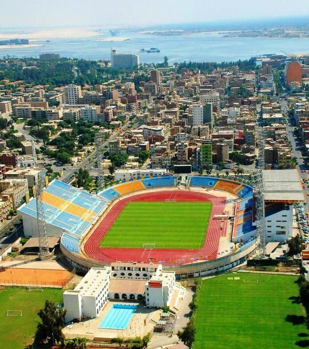 Ismaily Sporting Club Arabic نادي الإسماعيلي الرياضي Is An Egyptian Professional Football Club Established On 13 April 1924 As A N Ismailia Egypt Mansions