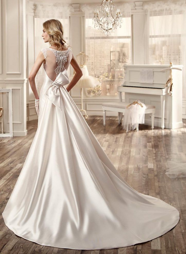 The 2016 Nicole Spose wedding dresses features voluminous and feminine silhouettes,lavishly crystals embellishments and exquisite embroidery.It is atruly stunningcollection for the modern bride! See the complete collection below and happy pinning! Click here to see moregorgeous wedding dresses!