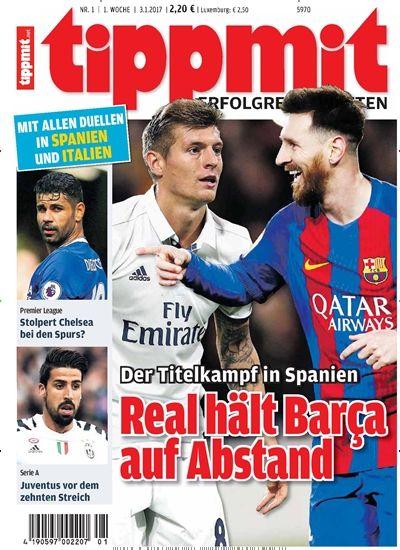 ⚽ Der #Titelkampf in Spanien: #RealMadrid hält #FCBarcelona auf Abstand 🏆 #Fußball  Jetzt in tipp mit.