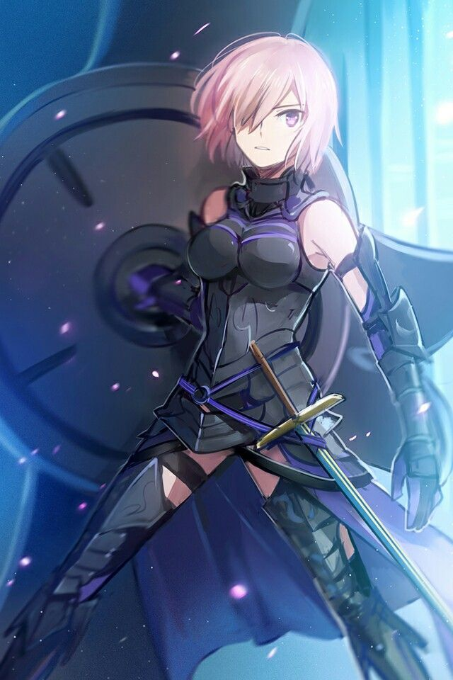 9471fd50b8101300f0285896d4ce3c91 Fate Series Jpg 640 960 Pixels Menina Anime Personagens Femininos Anime