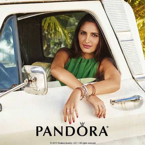 Hit the road this summer with #PANDORAstyle! Layer leather bracelets for the perfect getaway look.