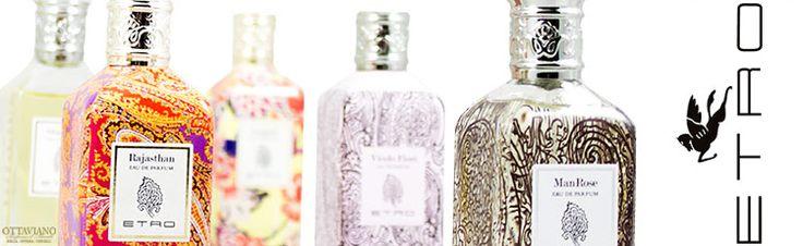 Ognuna delle ventiquattro fragranze Etro è realizzata con le tecniche e gli ingredienti della profumeria artigianale. Un ventaglio di proposte variegato, con caratteristiche e personalità proprie e inconfondibili per esprimere ogni stato d'animo della giornata. Ricette olfattive che fanno parte di una famiglia unica, tasselli odorosi di un racconto ben riconoscibile: l'approccio di Etro al profumo esprime anche nel mondo delle fragranze la ricerca della qualità, la creatività, lo stile…