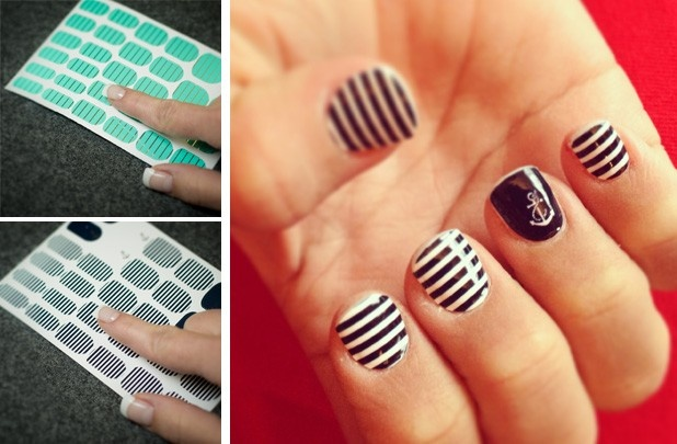 Oooh these cute designs are perfect for summer. :)  #GroopDealz   PatchWorx Nail Decals
