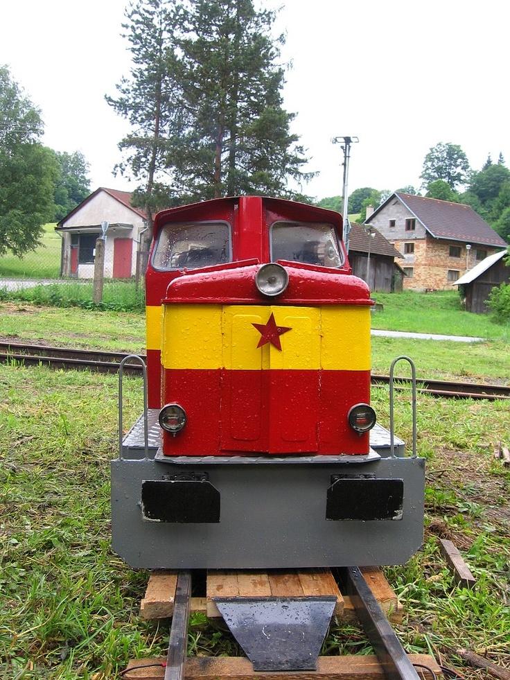1:6 Scale train T334