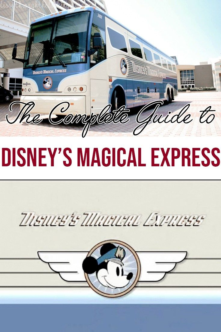 All About Disney's Magical Express | !!! ALL THINGS