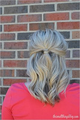 The Small Things Blog: Hair Awesome and Creative hair-dos with video tutorials