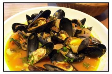 Photo of Mussels in spanish style