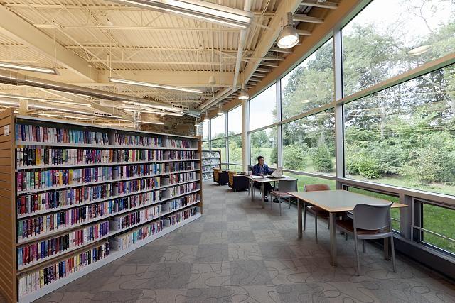 Burke Centre Library, Burke, Virginia