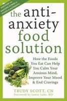 Food list for The Anti-Anxiety Food Solution (2011): a book that advises how to lower anxiety using food and supplementation. - Avoid sugar, processed foods, and caffeine. - 3 levels of diet to test for food sensitivities, and another diet to reintroduce traditional foods. - All diets: eat healthy animal protein, nonstarchy fresh vegetables, fresh fruit, good fats. - Foods to test as potential triggers for anxiety: gluten-containing grains, dairy, gluten-free grains, starchy vegetables…