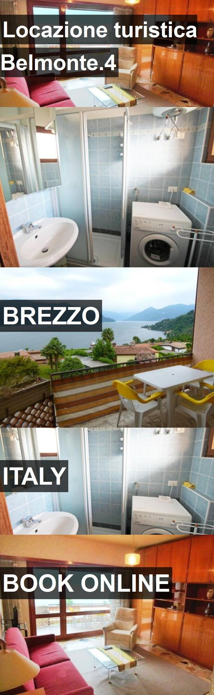 Hotel Locazione turistica Belmonte.4 in Brezzo, Italy. For more information, photos, reviews and best prices please follow the link. #Italy #Brezzo #travel #vacation #hotel