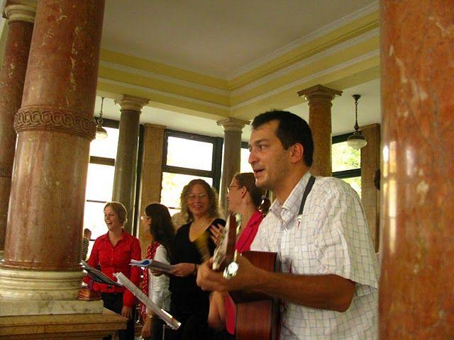 Patkó zenekar a Kultúrfürdőn