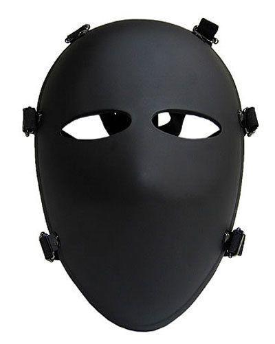 Tactical Military Armor Ballistic Bullet Proof Face Mask NIJ Standard Level IIIA | Sporting Goods, Hunting, Tactical & Duty Gear | eBay!