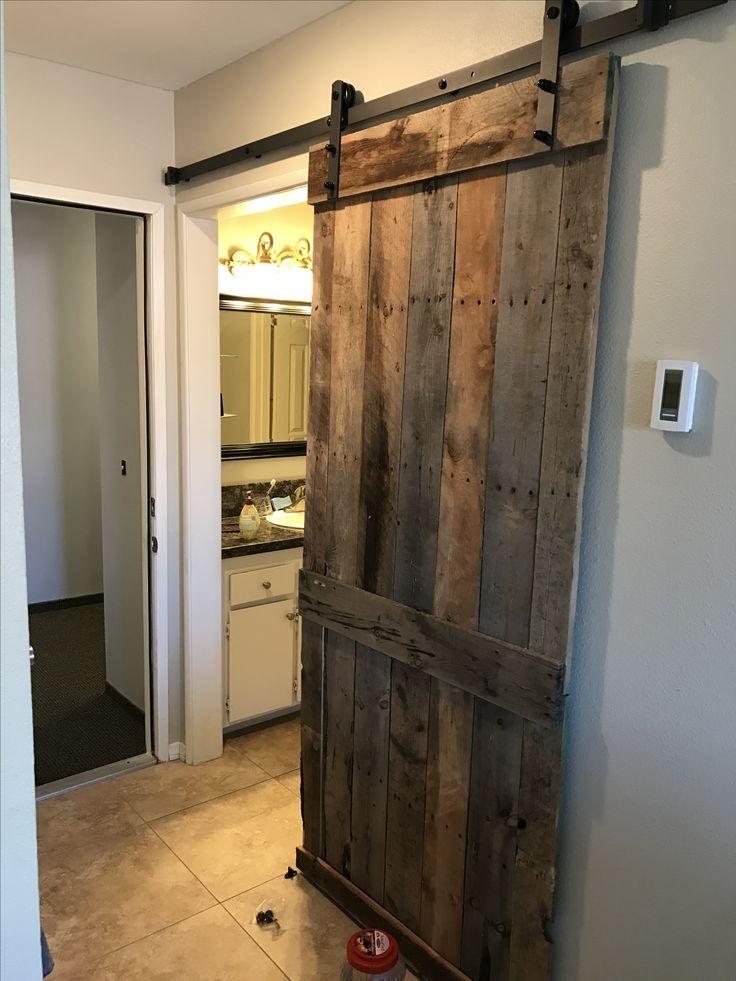 6 idées pour faire soi-même une porte coulissante Barn doors, Barn