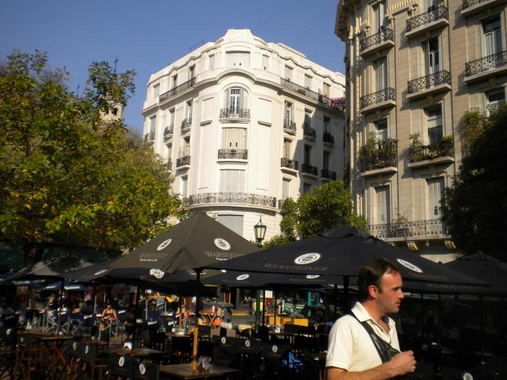 Plaza Dorrego, San Telmo, Buenos Aires: Been Things I Ve, I Ve Been Things, San Telmo, Buenos Aires