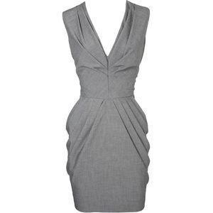 Платье на основе юбки