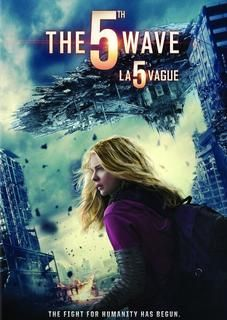 """La 5e vague - """"Sixteen-year-old Cassie Sullivan is trying to survive a world devastated by the waves of an alien invasion, while trying to save her five-year-old brother Sam from a training camp that was created by the Others (the aliens)."""""""