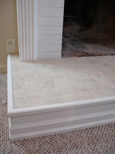 Mantel and Hearth $150 DIY Fireplace Makeover
